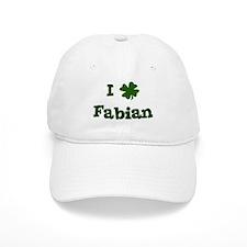 I Shamrock Fabian Baseball Cap