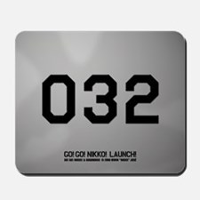 Alpha 032 Mousepad