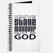 Stage Manager God Journal