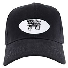 Grunge Stage Manager Baseball Hat