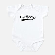 Vintage Oakley (Black) Infant Bodysuit