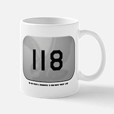 Alpha 118 Mug