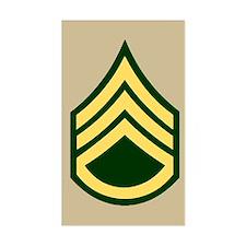 Staff Sergeant Sticker 1