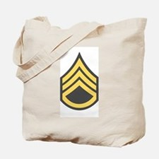 Staff Sergeant Tote Bag 1