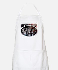 We Will Always Remember 911 BBQ Apron
