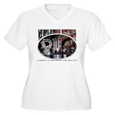 We Will Always Remember 911 T-Shirt
