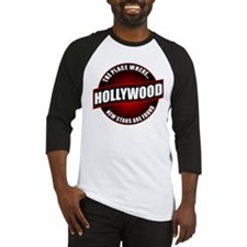 Hollywood - The Place Where N Baseball Jersey