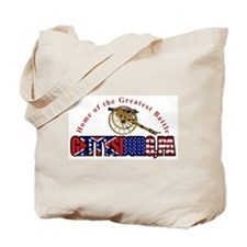 Gettysburg - Home Of The The Tote Bag
