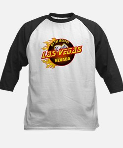 Hit The Jackpot - Las Vegas N Kids Baseball Jersey