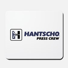 Mousepad-HANTSCHO PRESS CREW
