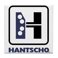 Tile Coaster-HANTSCHO LOGO