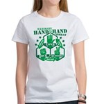 Hand To Hand Combat Women's T-Shirt
