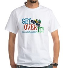 Get Over It - 4 Wheeling Shirt