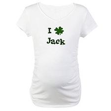 I Shamrock Jack Shirt