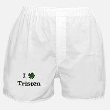 I Shamrock Tristen Boxer Shorts