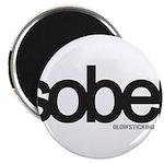 Bio Series: Sober 2 Magnet