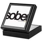 Bio Series: Sober 2 Keepsake Box