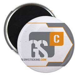 "Bio Series: GSC 2 2.25"" Magnet (10 pack)"