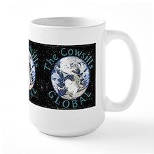 Large Global  Mug