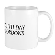 8TH DAY Gordons Mug