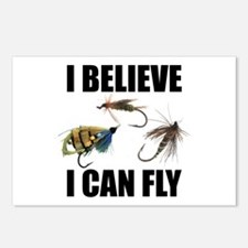 I Believe I Can Fly Postcards (Package of 8)