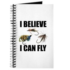 I Believe I Can Fly Journal