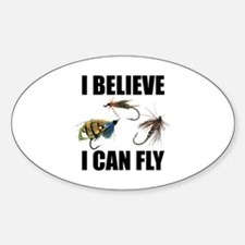 I Believe I Can Fly Decal