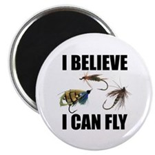 I Believe I Can Fly Magnet
