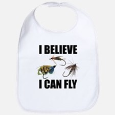 I Believe I Can Fly Bib