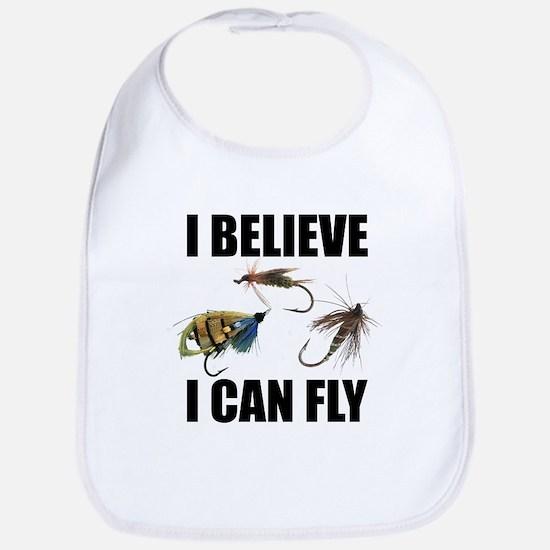 I Believe I Can Fly Bib