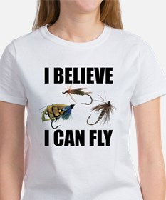 I Believe I Can Fly Women's T-Shirt