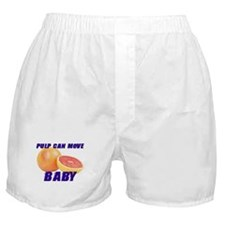 Pulp can move BABY- Boxer Shorts