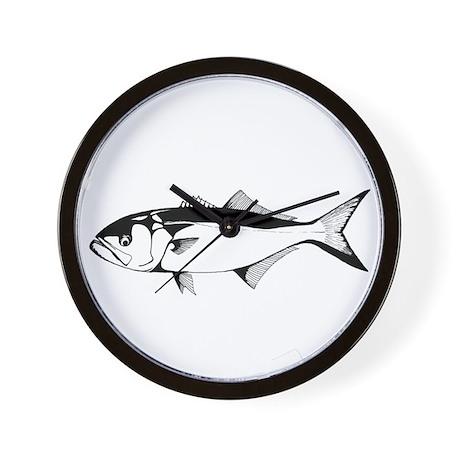 bluefish Wall Clock