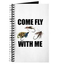 Come Fly With Me Journal