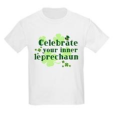 Celebrate Inner Leprechaun T-Shirt