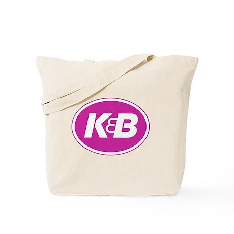 K&B Logo Tote Bag