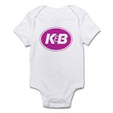 K&B Logo Infant Bodysuit