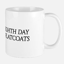 8TH DAY Flatcoats Mug