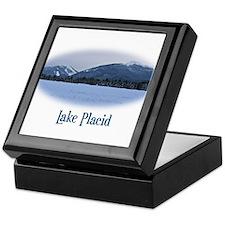 Lake Placid Mountain Keepsake Box