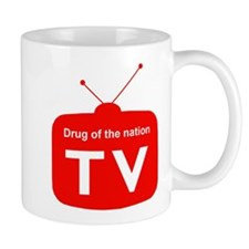 Television; Drug of the Nation! Mug