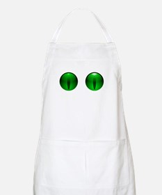 Glowing Eyes BBQ Apron