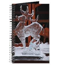 Deer Ice Sculpture Journal