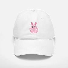 Pirate Bunny Baseball Baseball Cap