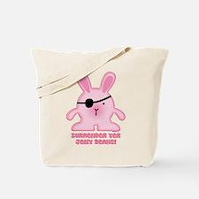 Pirate Bunny Goodie Bag
