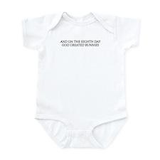 8TH DAY Bunnies Infant Bodysuit