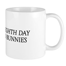 8TH DAY Bunnies Mug
