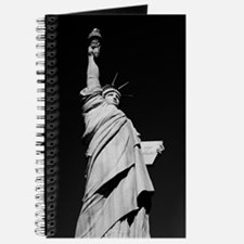 Cute Patriotic statues Journal