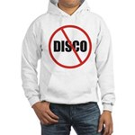 No More Disco Hooded Sweatshirt
