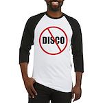 No More Disco Baseball Jersey
