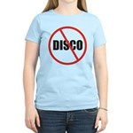 No More Disco Women's Light T-Shirt